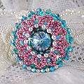 Bague beauty alicia blue