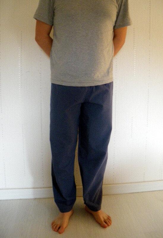 Pantalon porté N (1)