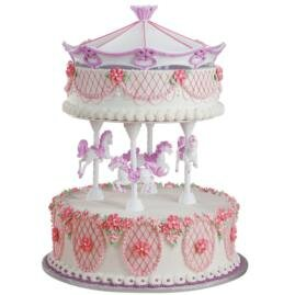 princess-merry-go-round-cake-main