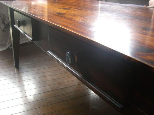 A donner : Une table basse, 70*130 cm