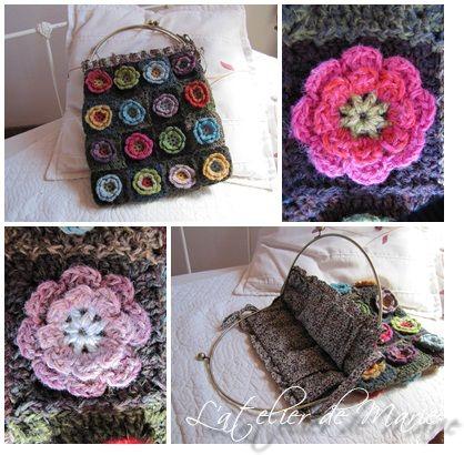 mon sac granny-fleur