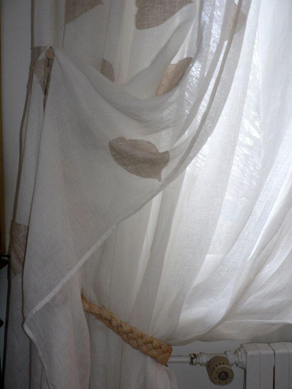 Habiller les fen tres de fil en pinceau for Habiller fenetre