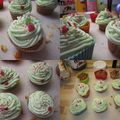 Homemade cupcakes