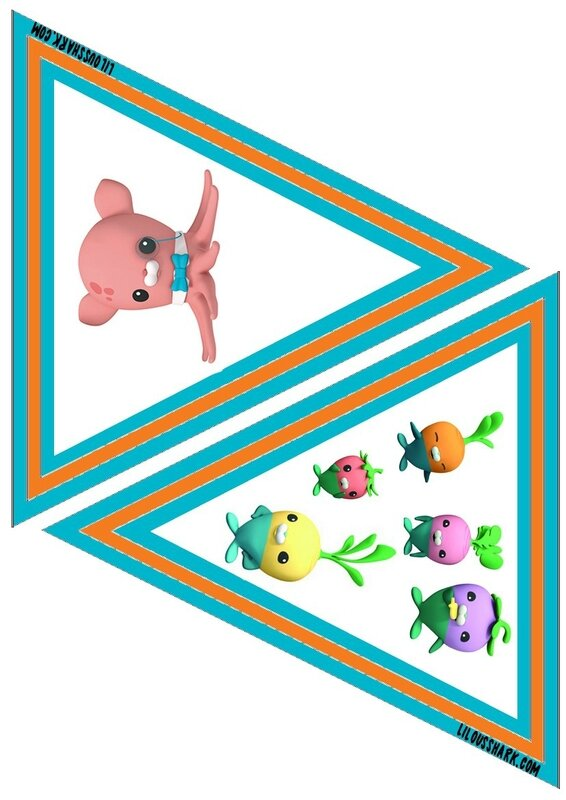 printable fanion octonauts 4