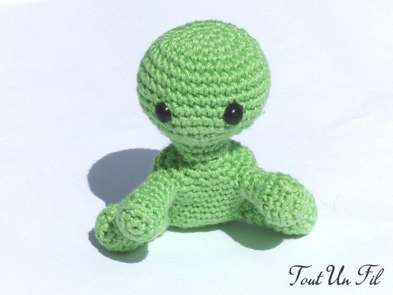 Tortue Amigurumi Jouet crochet 01