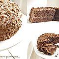 Gâteau au chocolat à l'ancienne.....
