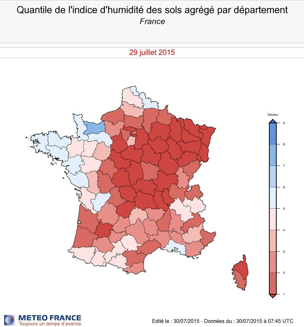 Météo France EAU