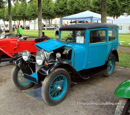 Aero 18-662 berline de 1934 (9ème Classic Gala de Schwetzingen 2011) 02