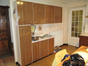 relooking cuisine l 39 atelier vert anis. Black Bedroom Furniture Sets. Home Design Ideas