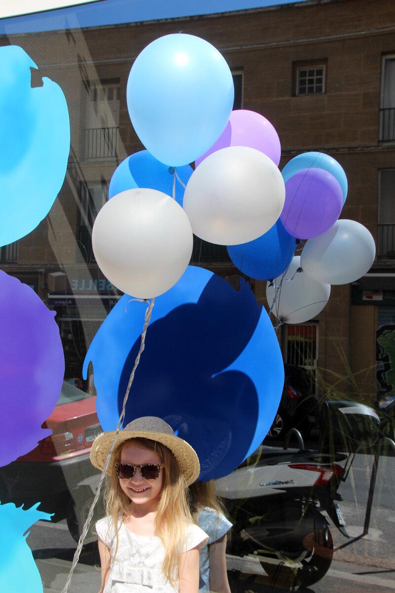 Happy 5 : 3 lieux, 3 fêtes (flash-back)