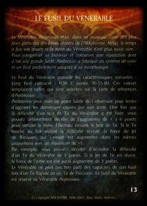Le Vénérable Ambrosius - le_fusil_du_venerable (artefact)