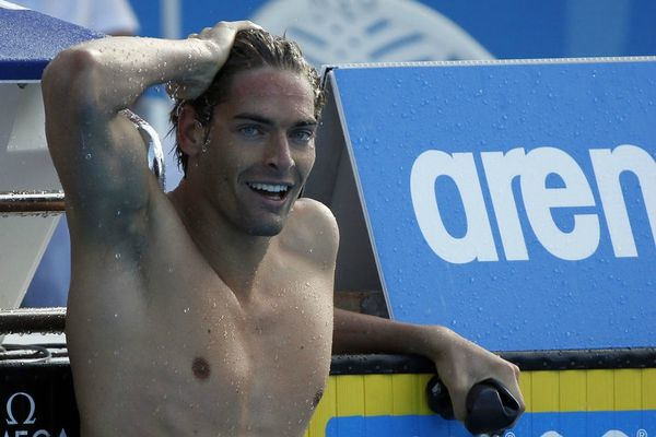 Camille Lacourt France