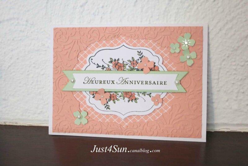 Carte Heureux Anniversaire_Cocktail Cantaloup_Pigment Pistache_Just4Sun_