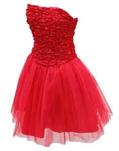 robe-bustier-rouge-jupe-tutu-T42-2