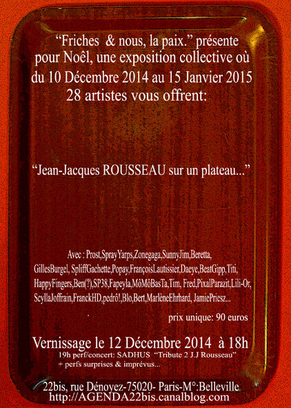 20141212Expo22BisFlyerRousseauPlateauWeb001