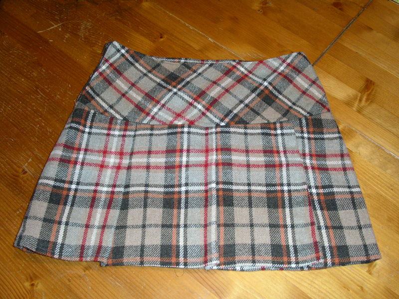 mini jupe cossaise 2 photo de couture les jupons de fanny. Black Bedroom Furniture Sets. Home Design Ideas