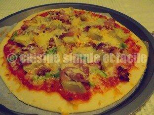pizza aux saveurs de l'italie 05