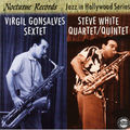 Virgil Gonsalves Sextet Steve White Quartet Quintet - 1954 - Jazz In Hollywood (Nocturne)