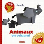 Animaux en origami couv