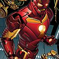 Marvel Now en France : Iron Man revient !