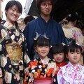 Famille japonnaise