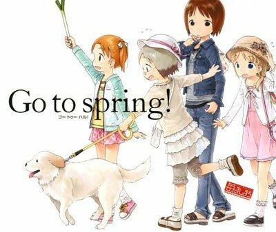 Ichigo_Mashimaro_spring