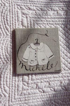 manteau Michèle