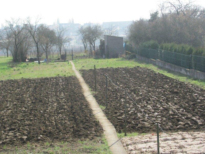 jardin labouré