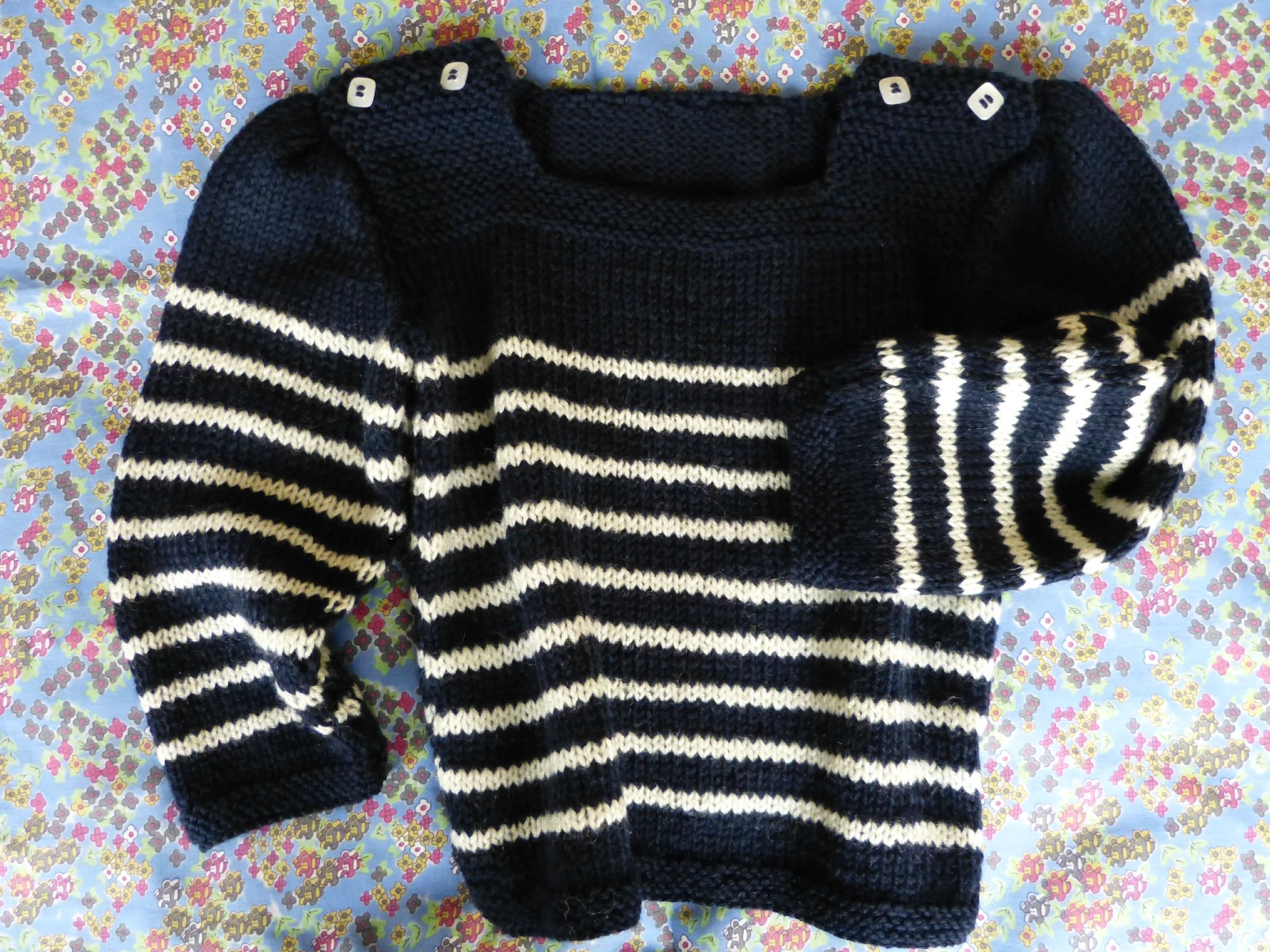 modele tricot pull garcon 5 ans xx15