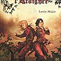 La fille de l'araignée - lenia major