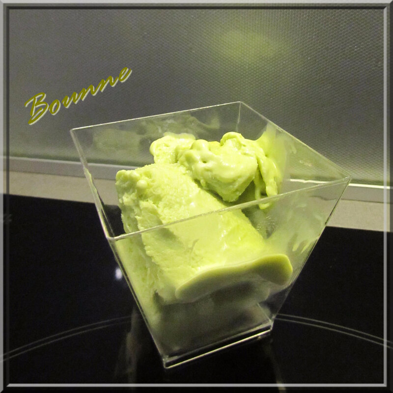 glace pistache sans sorbetière et sans oeufs (2)