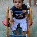 Amaury, il a 2 ans et quelques mois...