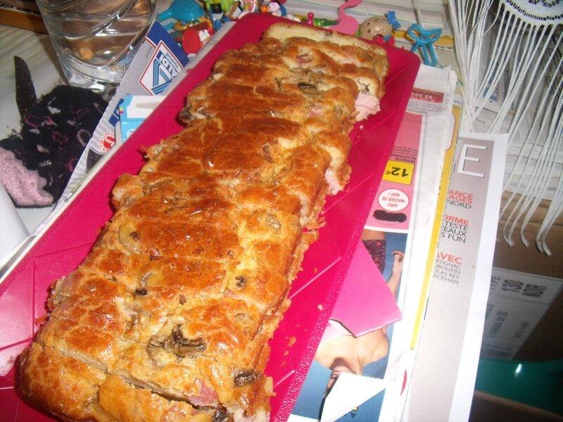 cake jambon champignons (6)