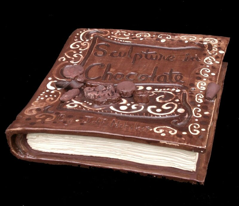 chocolate-sculpture-book