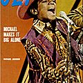 Michael makes it big alone - jet, 16 mars 1972