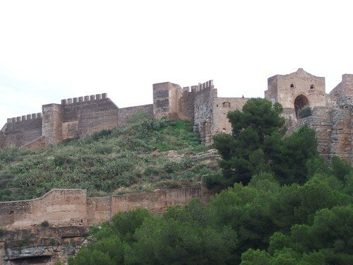 Sagunto-murailles