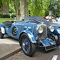 ASTON MARTIN International 1 1/2 Litre 1933 Baden Baden (1)
