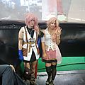 Lightning + Serah (FFXIII)