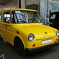 Volkswagen fridolin type 147