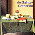 La roue de Sainte-Catherine, Patricia Wentworth