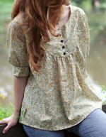 Sew Liberated - Esme Top