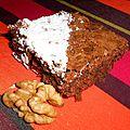 Brownie facile et rapide
