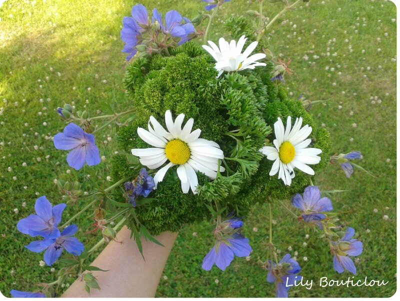 bouquet persil lilybouticlou