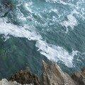 L'océan, la côte Sauvage