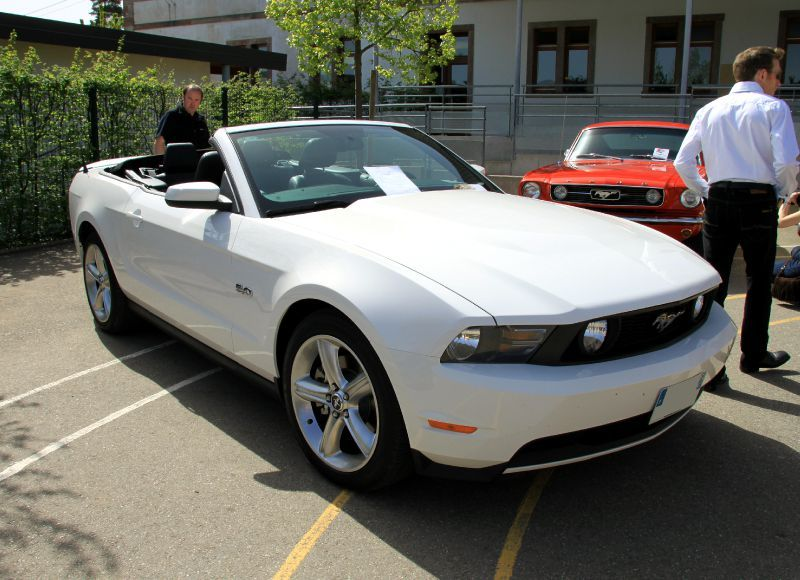 Ford Mustang V Tous Les Messages Sur Ford Mustang V