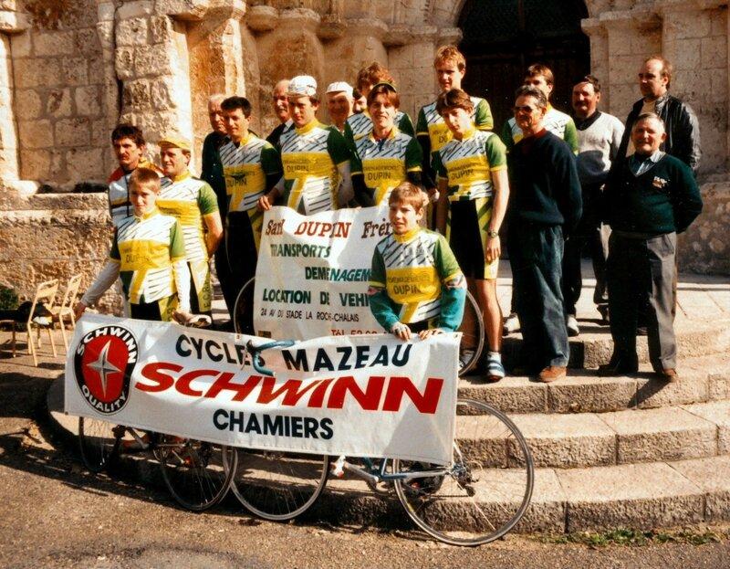 Ribérac 1992