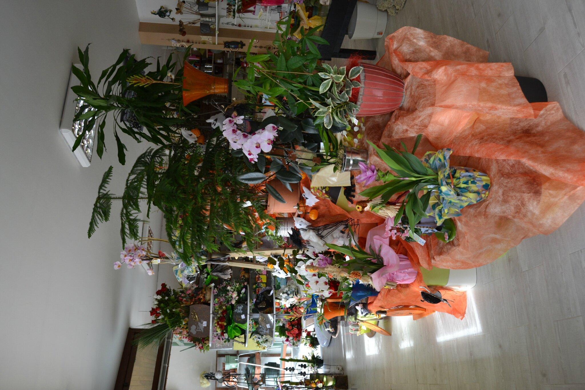 vitrines d 39 automne au fil des fleurs 51 pargny sur saulx fleurs des. Black Bedroom Furniture Sets. Home Design Ideas