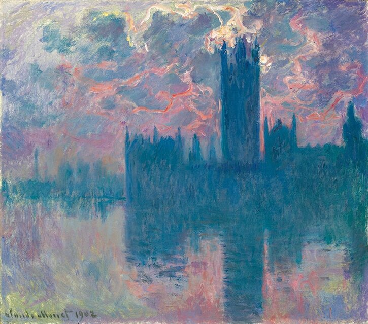 Claude Monet's 'Le Parlement, Soleil Couchant' to highlight Looking Forward to the Past auction