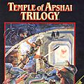 Le temple de apshai