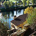 Puy l'Evêque : vue d'en haut